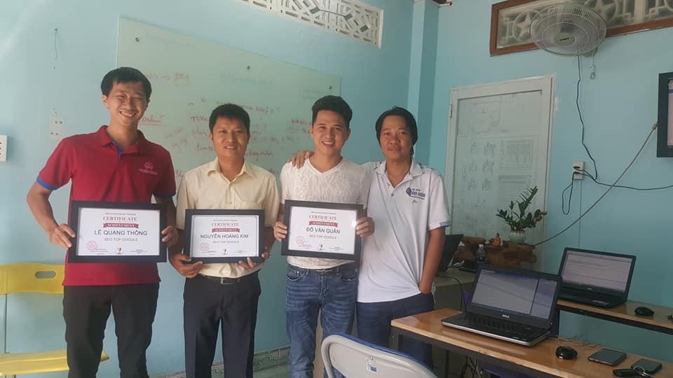 Học Marketing Online Binh Duong