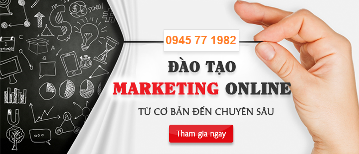 hoc marketing online o dau
