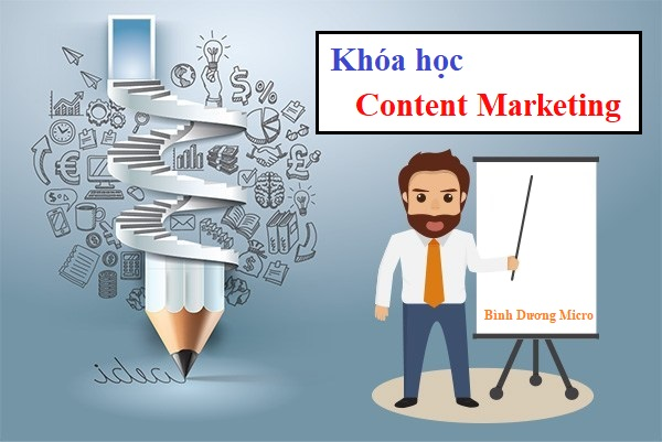 khóa học Content Marketing